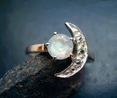 Moonstone Wedding Ring by Genuine Rainbow Moonstone Wedding Band Curved Straight Chevron
