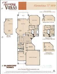 tuscany villas floor plans u2014 the bearse team