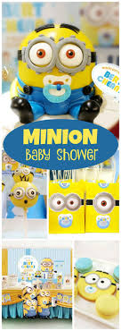 minion baby shower ideas despicable me minions baby shower welcome baby bert minion