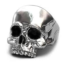 men rock rings images Evbea skull rings men big biker rock mens motorcycle jewelry jpg
