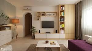 design interior partial 2 camere sofeja constanta