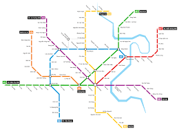 Singapore Subway Map by Ho Chi Minh City Metro Wikipedia