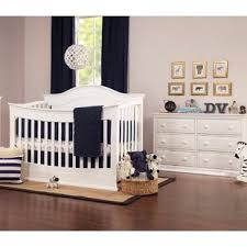 Solid Back Panel Convertible Cribs Solid Wood Cribs You Ll Wayfair