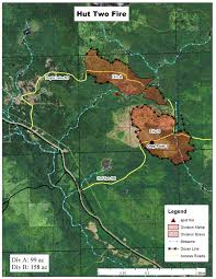 Wildfire Map Manitoba by Page 5 U2013 Minnesota Incident Command System