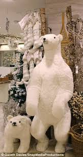 selfridges shop 2013 1600 polar bears 120 different