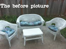 Recover Patio Cushions Not So Shabby Shabby Chic Patio Furniture Face Lift