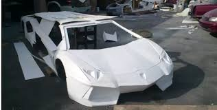 lamborghini replica plans to make the cars for stars lamborghini aventador limousine