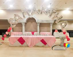 quinceanera decorations quinceaneradecorations houston balloon decorations
