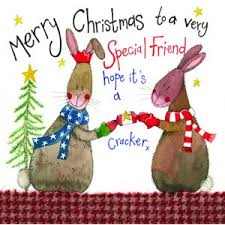 sparkle christmas cards relations