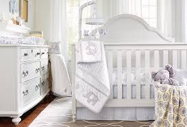 Gray Elephant Nursery Decor by Wendy Bellissimo Mix U0026 Match Elephant Fitted Crib Sheet In Grey