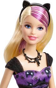 barbie halloween makeup amazon com barbie moonlight halloween doll toys u0026 games