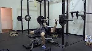 Bench Press Hypertrophy Bench Press Strength 220 X 5 80 Youtube