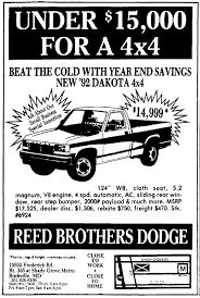 dodge trucks through the years ads through the years reed brothers dodge history 1915 2012