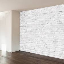 White Wall Paneling by White Washed Brick Wall Mural White Wash Brick Torchwood And Bricks