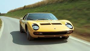 lamborghini miura the lamborghini miura celebrates 50 years of supercar greatness