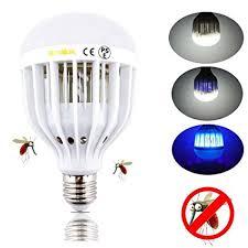 light bulb bug zapper reviews amazon com bonlux led bug zapper light bulb medium e26 base