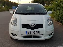 toyota yaris 1 3 vvt i sol plus 5d multimode hatchback 2006 used