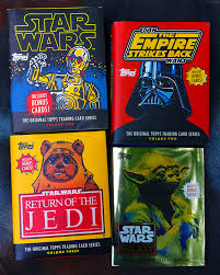 wars cards why the wars topps trading card books are awesome plus a