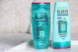 Super Resenha: Shampoo e condicionador Elseve Hydra-Detox @OA79