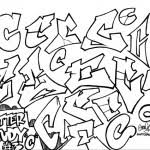 letter studies the graffiti style letter u201cc u201d