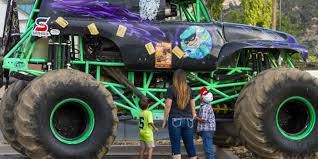 monster truck show accident monster truck insanity will create chaos in parowan
