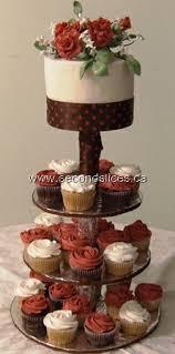 wedding cake edmonton wedding cupcakes