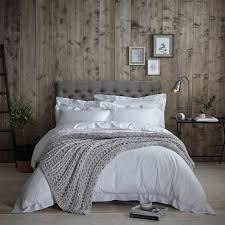 Luxury White Bed Linen - linen bedding sets white cotton bedding sets double single bed
