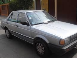 nissan sunny 1991 vendo nissan sentra b12 1991 mecánico