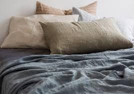 Linen Duvet Cover Australia Pure Linen Sheets Luxuriously Soft Linen Sheets