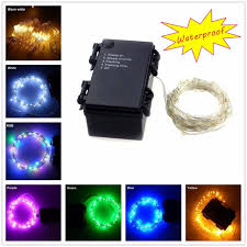 battery operated lights with timer newest indoor and outdoor decorative 6m 60 leds waterproof battery