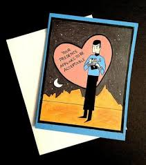 trek valentines day cards trek spock s day card geeking juxtapost