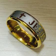 titanium wedding band reviews high quality large size 8mm 316 titanium steel 18k silver gold