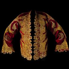 Ottoman Empire 19th Century Ottoman Empire Jacket 19th Century Expertissim