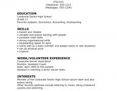 resume model 8 nardellidesign com
