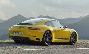 Porsche Macan Yellow - porsche 911 carrera t returns on sale in australia from 238 400