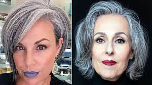 elegant short haircuts for older women over 50 short hairstyles