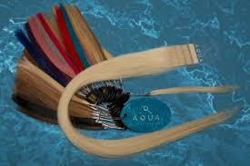 Tap In Hair Extensions by Aqua Hair Extensions Aquaextensions Twitter