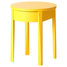 Malm Side Table Side Table Ikea Bed Side Table Bedside Yellow Malm Glass Top