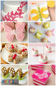 butterfly food ideas