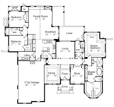 houseplans and more sandpiper luxury sunbelt home plan 047d 0052 house plans and more