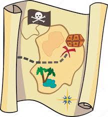 Pirates Map Pirates Map U2014 Stock Photo 888sshmel 60541991