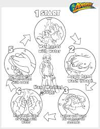 kids games and activities interest food safety coloring pages at