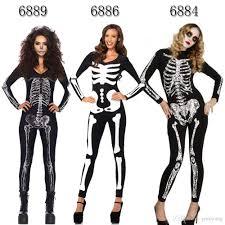 Skeleton Jumpsuit Skeleton Costumes Adults Online Skeleton Costumes For Adults For