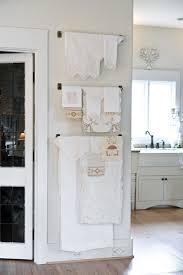 hand towel bar placement towel