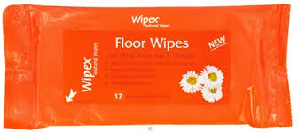 buy wipex wipes floor wipes with floral rosemary