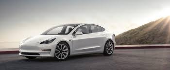 car range tesla model 3 will come in standard u0026 long range 310 mile range
