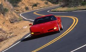 lowered cars and speed bumps 1997 chevrolet corvette road test u2013 review u2013 car and driver