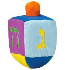 musical dreidel 8 gift ideas for baby s hanukkah