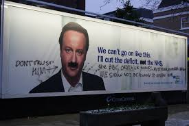 David Cameron Memes - airbrushed and changed web users parody david cameron caign