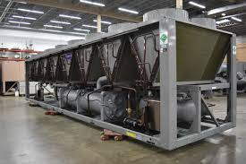 300 ton air cooled chiller surplus group
